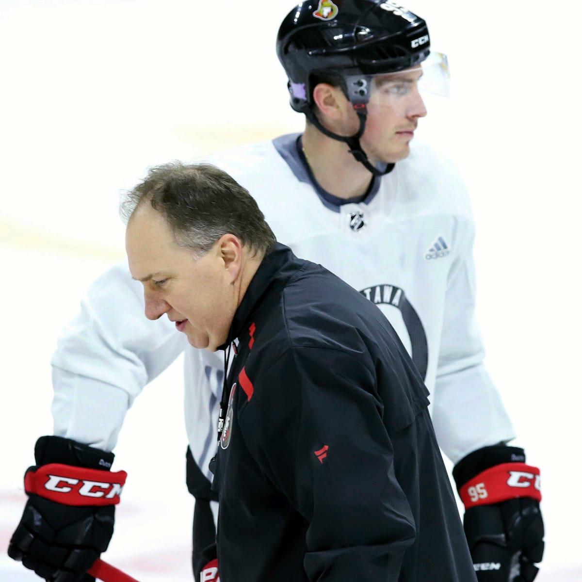 Ottawa Senators Locker Name Platesottawa Senators Game Used