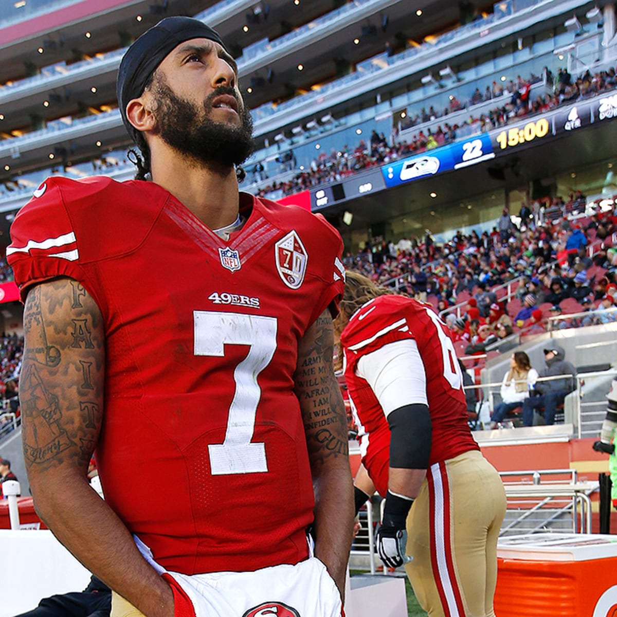 Colin Kaepernick And The Effect Of His Nike Ad On His Grievance Sports Illustrated