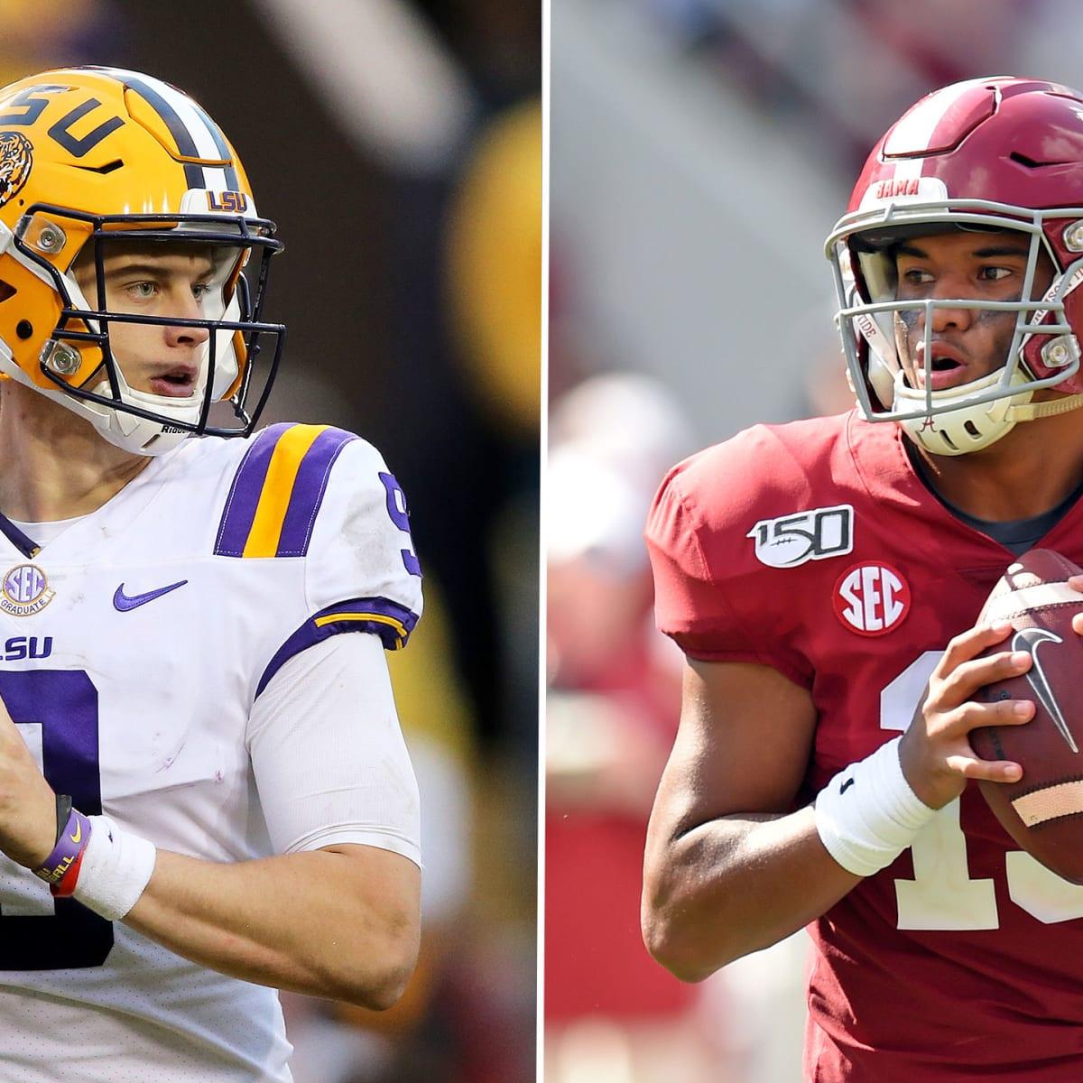 Alabama Vs Lsu Six Storylines Dominating College Football S Megaclash Sports Illustrated