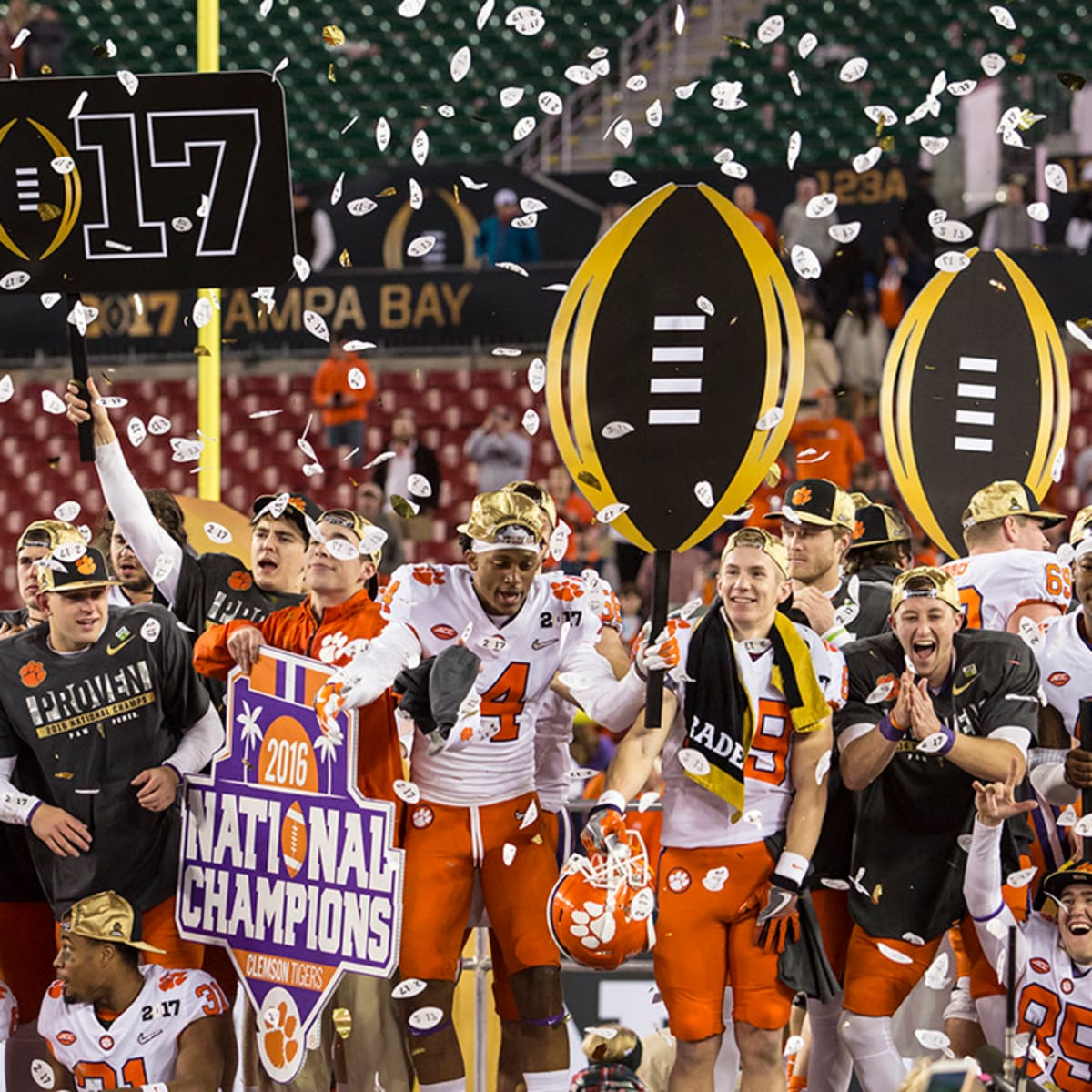 College Football Playoff Sites Chosen For 2021 2024 Title Games Sports Illustrated