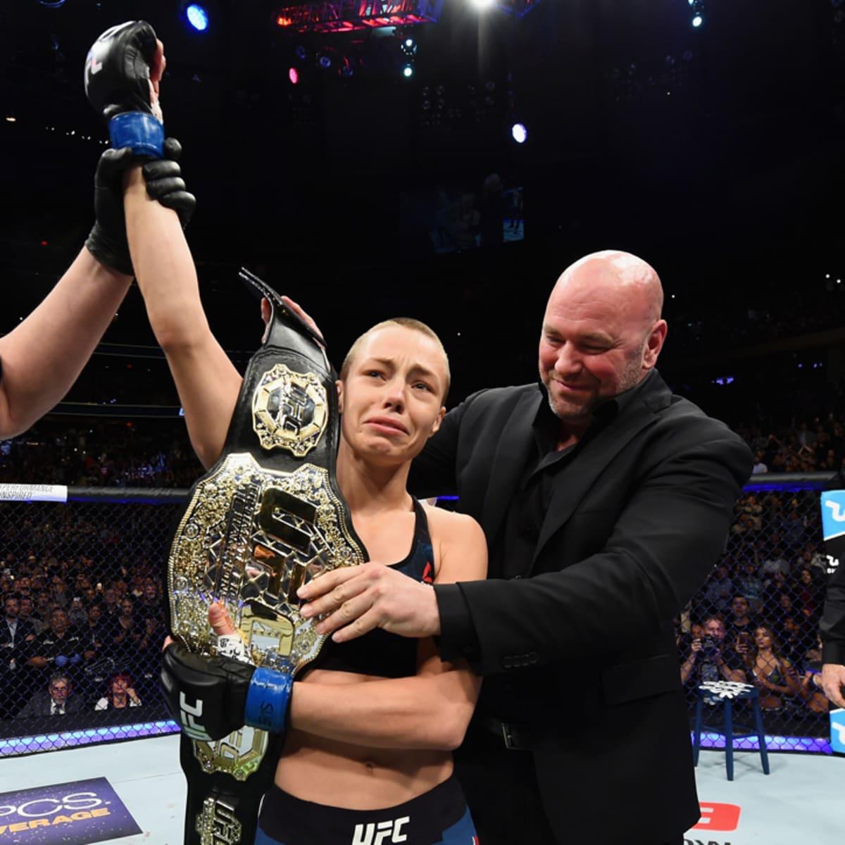 UFC 217: Rose Namajunas Overcomes Adversity in Upset - Sports Illustrated