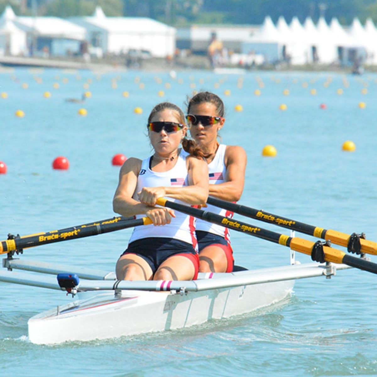 Womens double sculls betting warren buffett betting newspapers have future and ciara