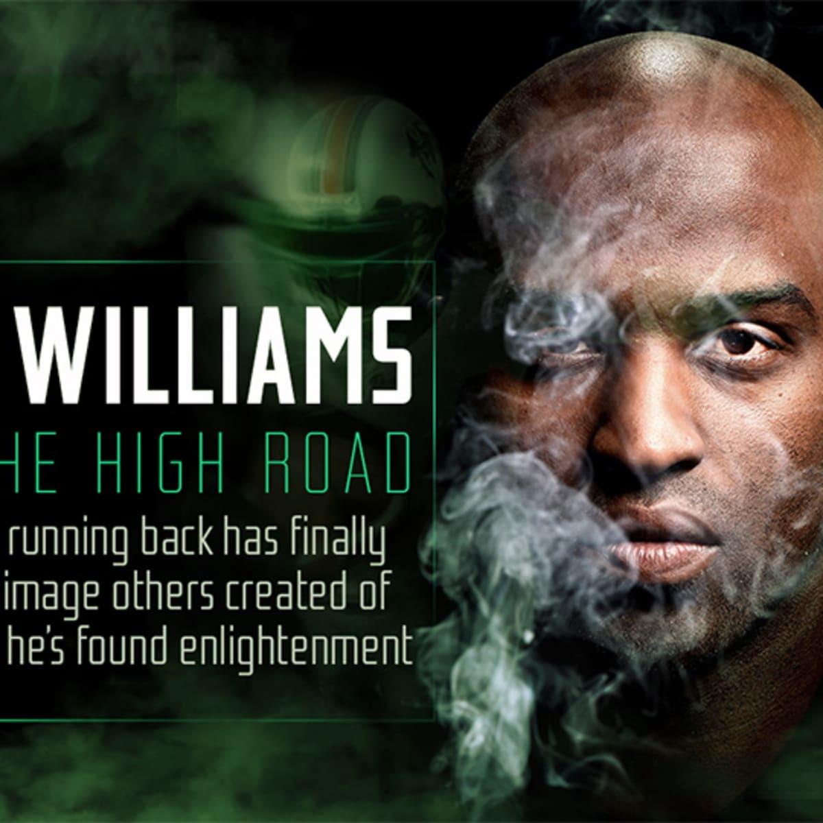 Ricky Williams: NFL star looks back on numerous drug tests - Sports  Illustrated