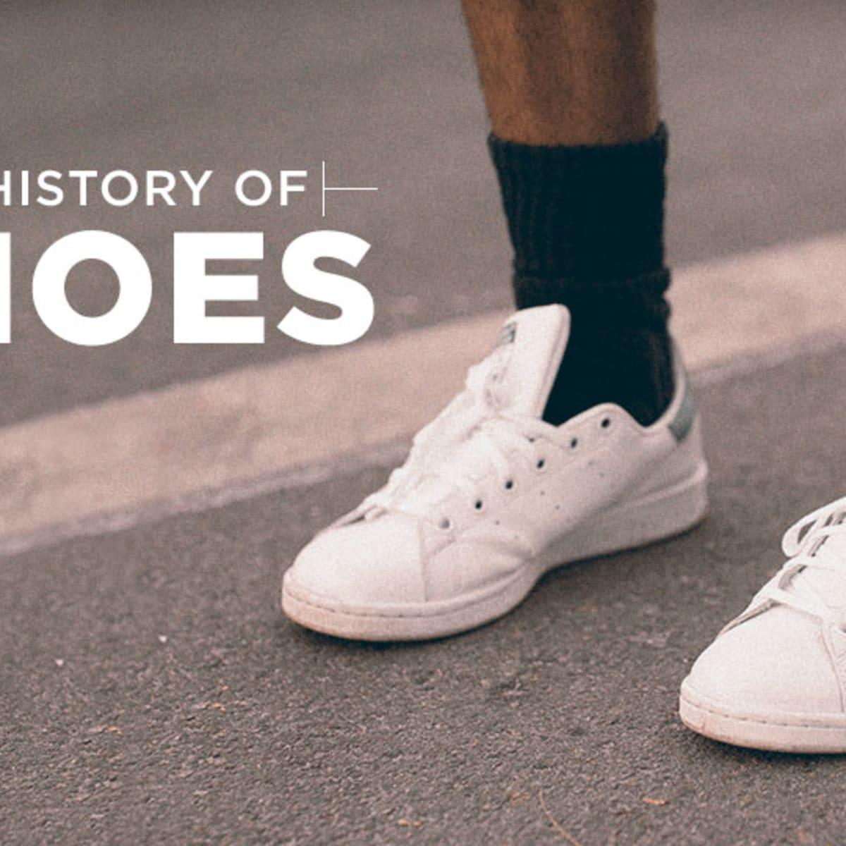 tennis shoes: Adidas Stan Smith