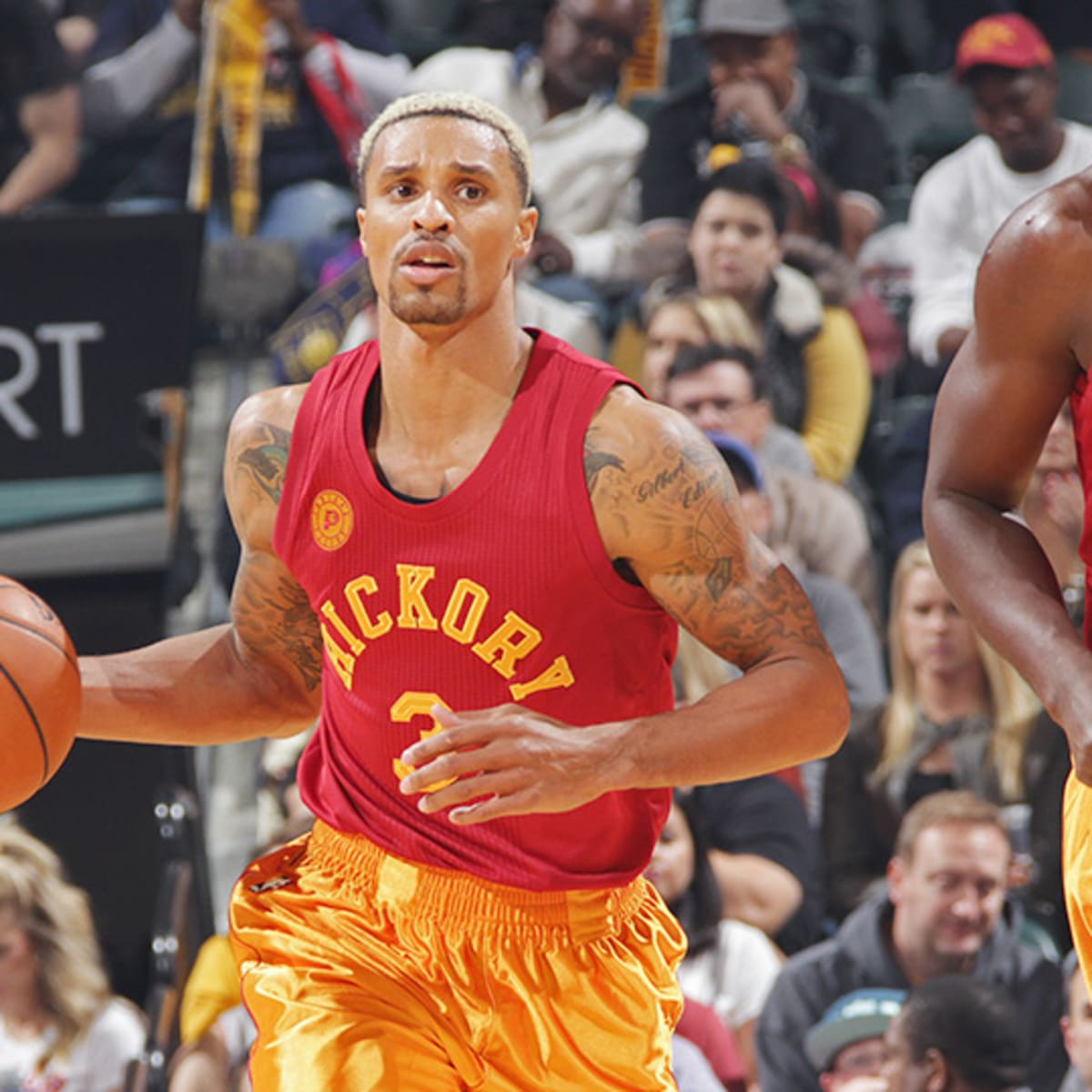 Photos: Indiana Pacers wear Hoosiers