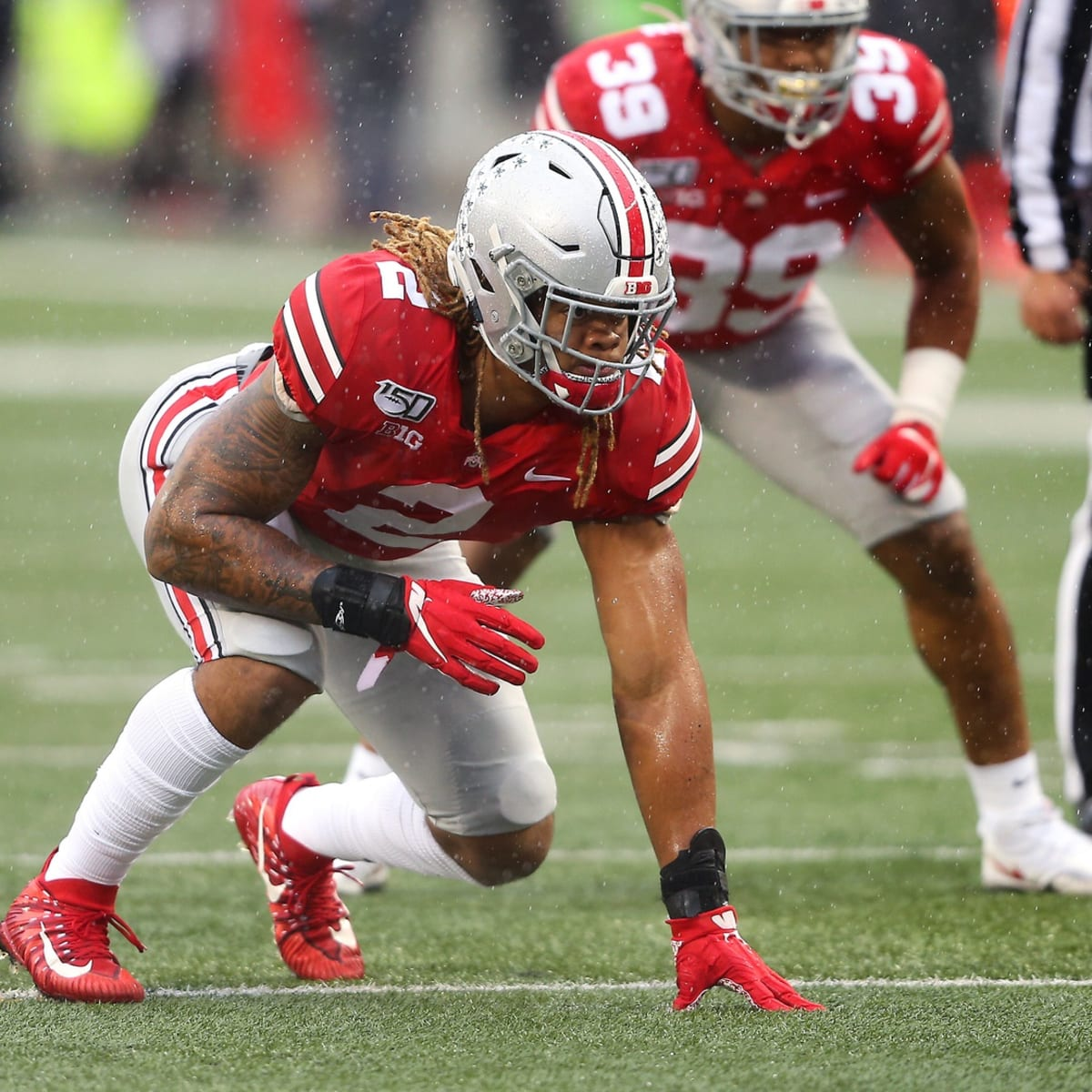 Chase Young Still Has Matters To Weigh On Nfl Decision Sports Illustrated Ohio State Buckeyes News Analysis And More