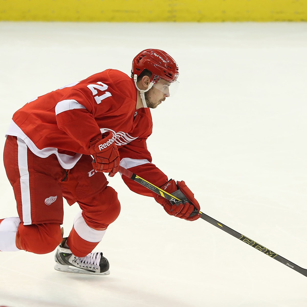 Detroit Red Wings Sign Tomas Tatar To Three Year Deal Sports Illustrated