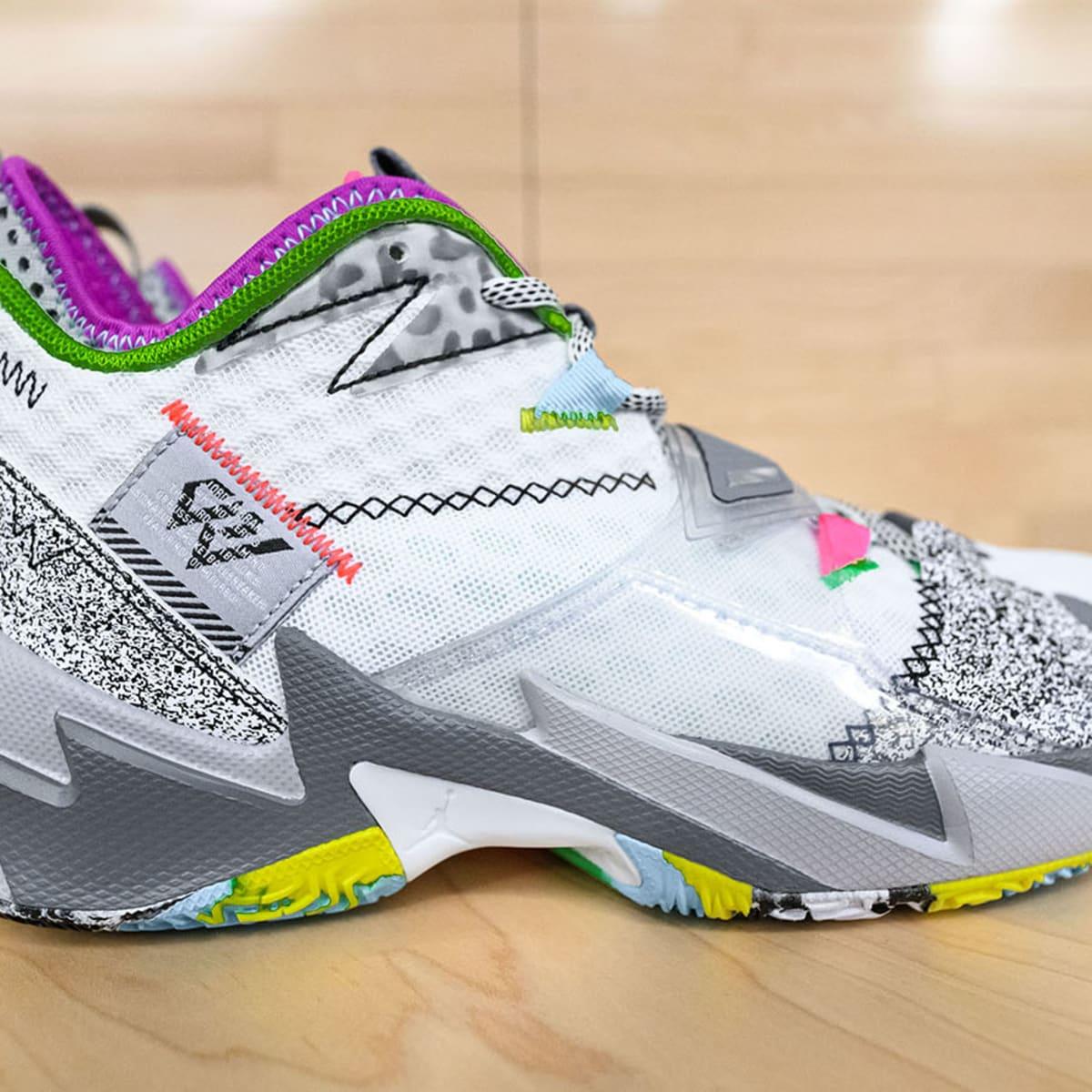 Russell Westbrook, Jordan Brand unveil