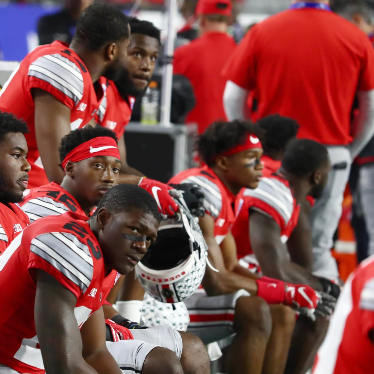 Ohio State S Mistakes Prove Costly In Playoff Semifinal Loss To Clemson Sports Illustrated