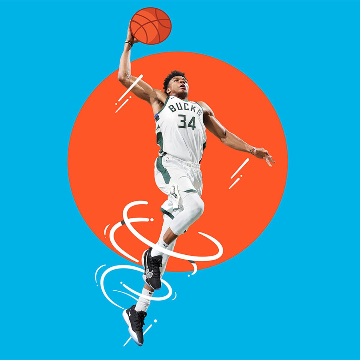 Giannis Antetokounmpo Nike Unveils Zoom Freak 2 Signature Sneaker Sports Illustrated