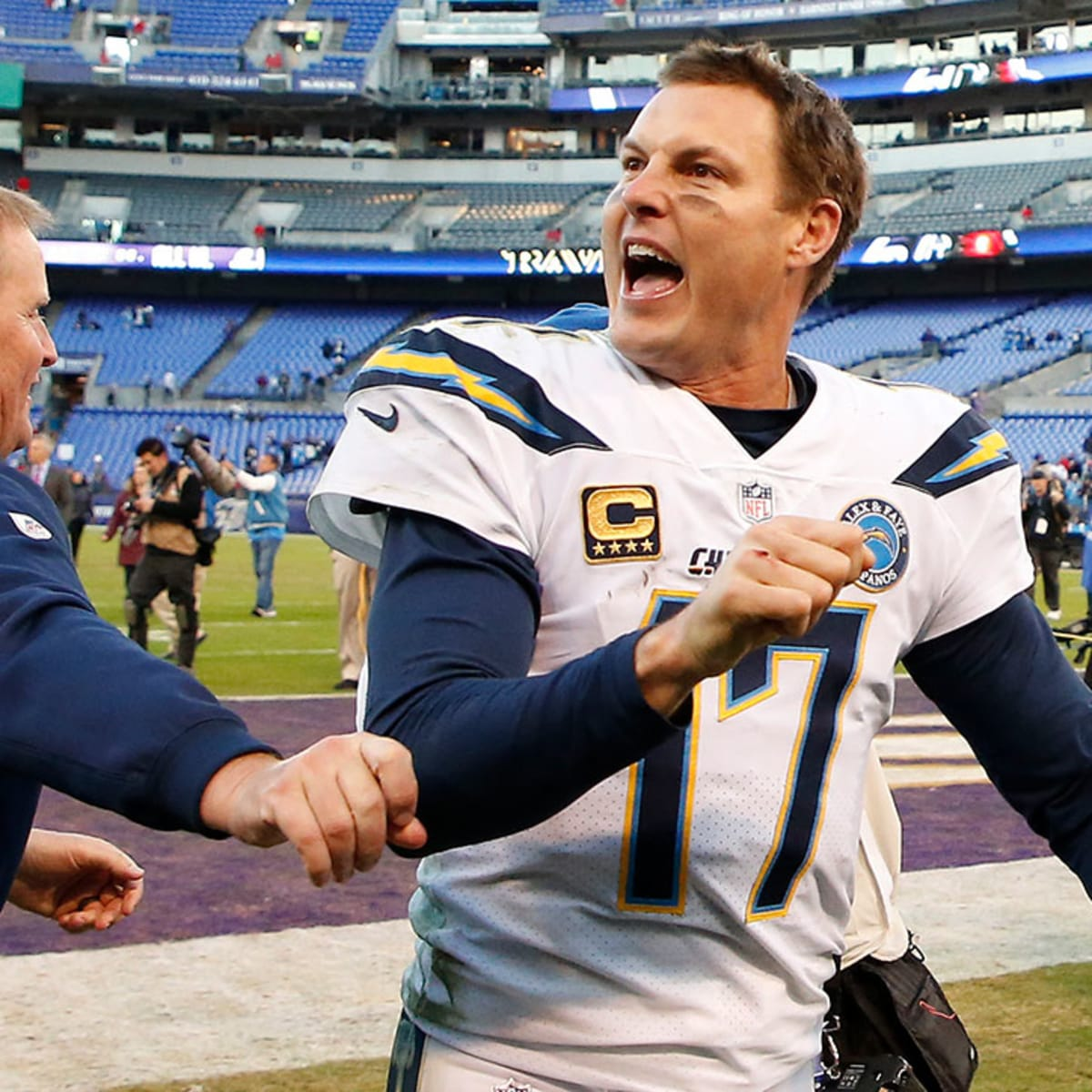Philip Rivers Is Fired Up As Ever For As Long As He S In Indianapolis Sports Illustrated