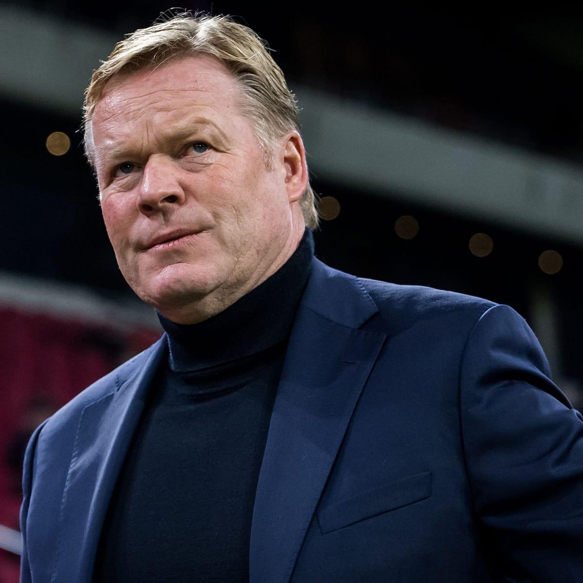 Ronald Koeman, Barcelona reunite, but new coach has a huge job - Sports Illustrated