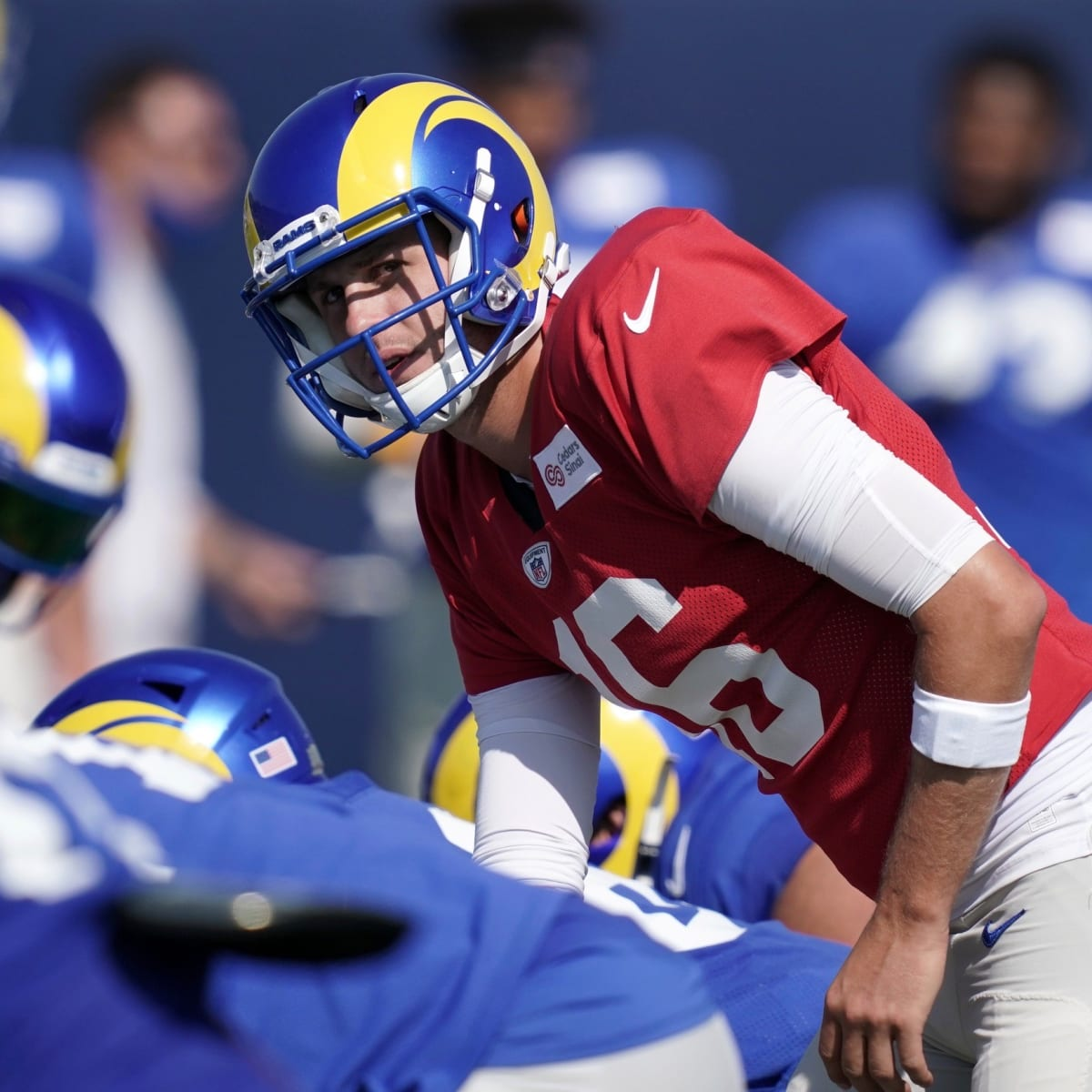 Can Offseason Changes Add Up To A Bounce Back For Jared Goff And The Rams Sports Illustrated Cal Bears News Analysis And More