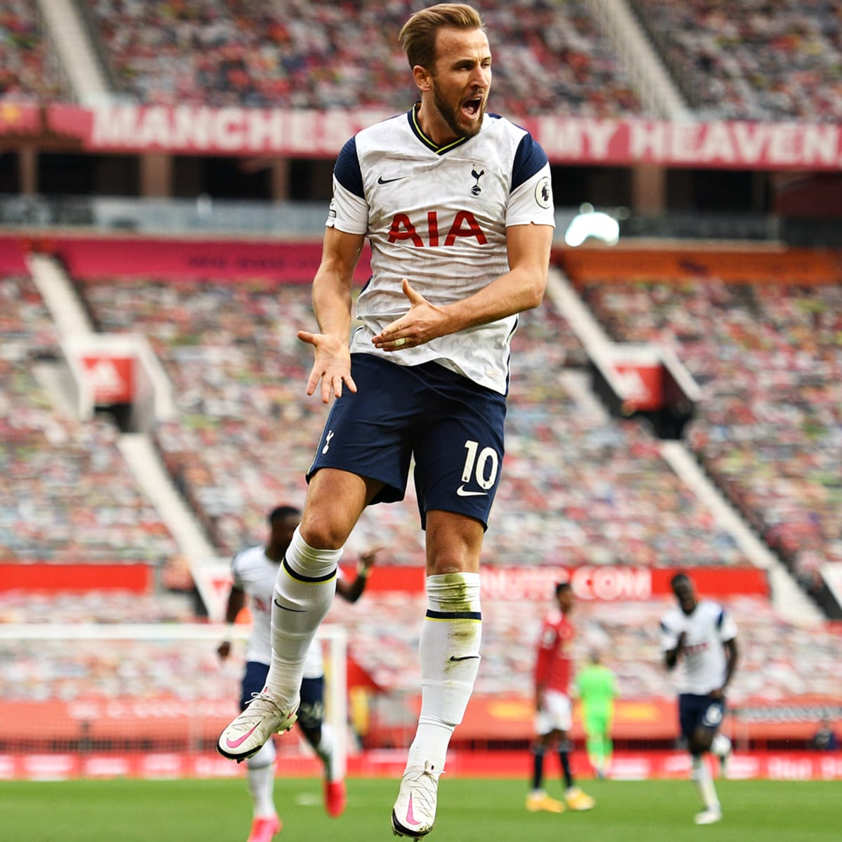 Harry Kane's evolution from Tottenham goal scorer to assist ace - Sports  Illustrated