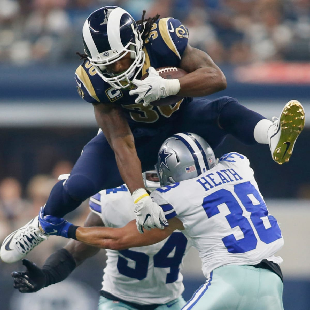 Top 10 Running Backs In Los Angeles Rams History Sports Illustrated