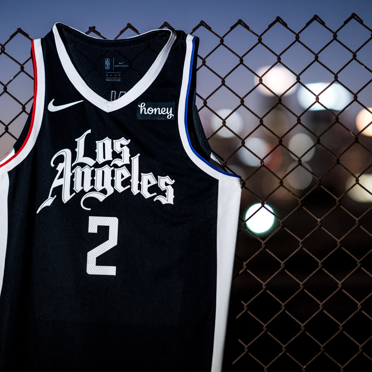 First Look La Clippers Partner With Mister Cartoon For 2020 21 City Edition Jerseys Sports Illustrated La Clippers News Analysis And More