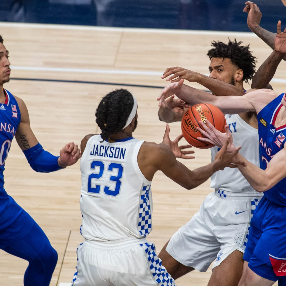 Kansas' ugly win over Kentucky reflect college hoops' unsettling start -  Sports Illustrated