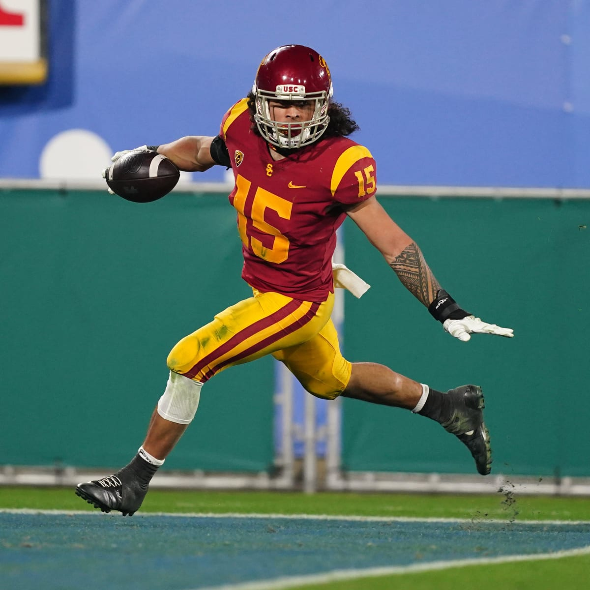 Talanoa Hufanga Becomes Only USC Player To Grace The AP All American List -  Sports Illustrated USC Trojans News, Analysis and More
