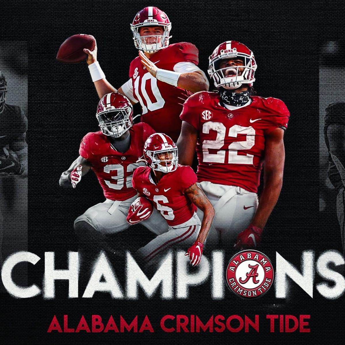 Alabama Football Crimson Tide Roll Call Dec 20 2020 Sec Championship Sports Illustrated Alabama Crimson Tide News Analysis And More