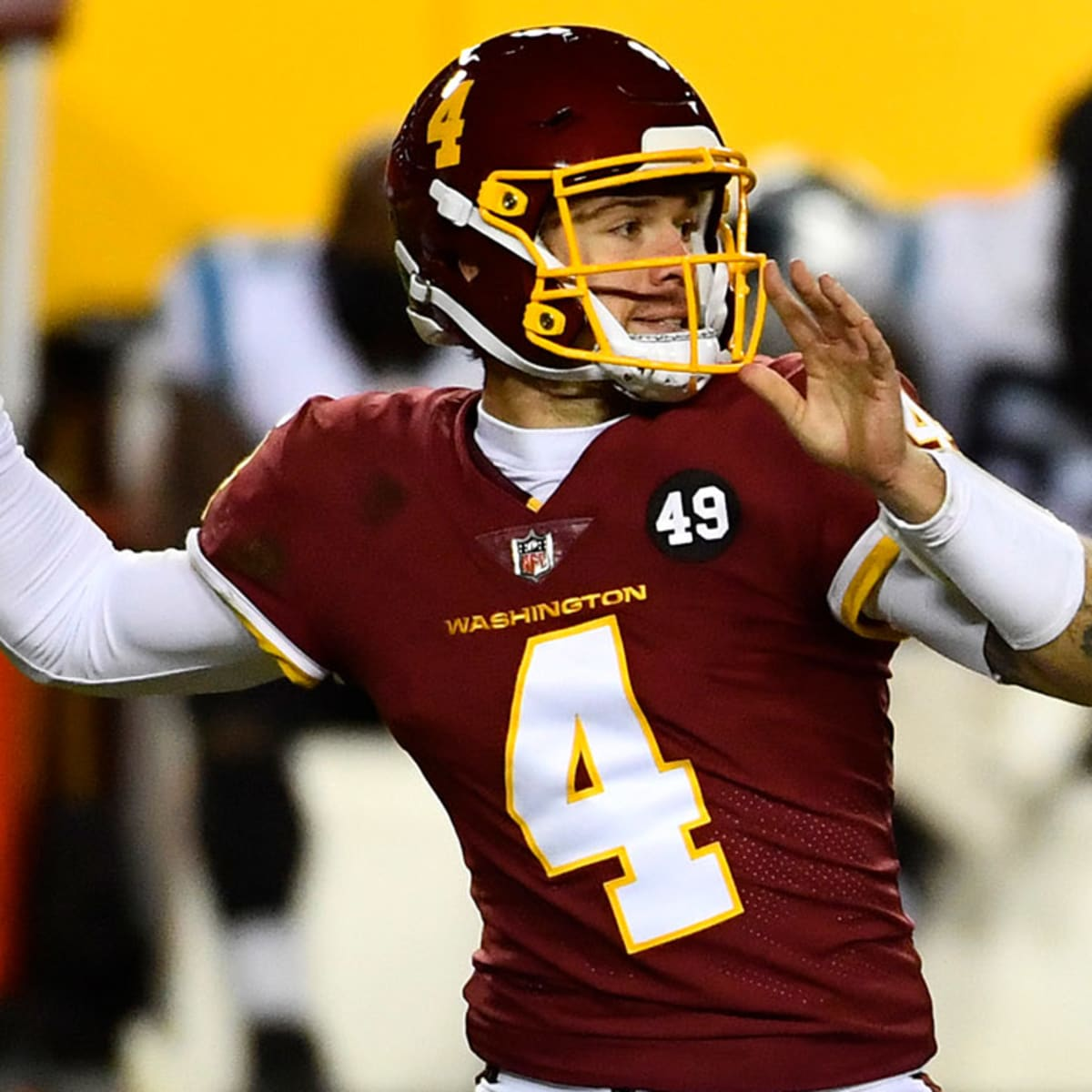 Taylor Heinicke Could Start For Washington Sunday Vs Eagles Sports Illustrated