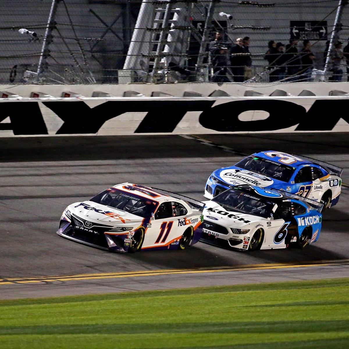 Daytona 500 Speedway To Host Limited Fans In Nascar Opener Sports Illustrated