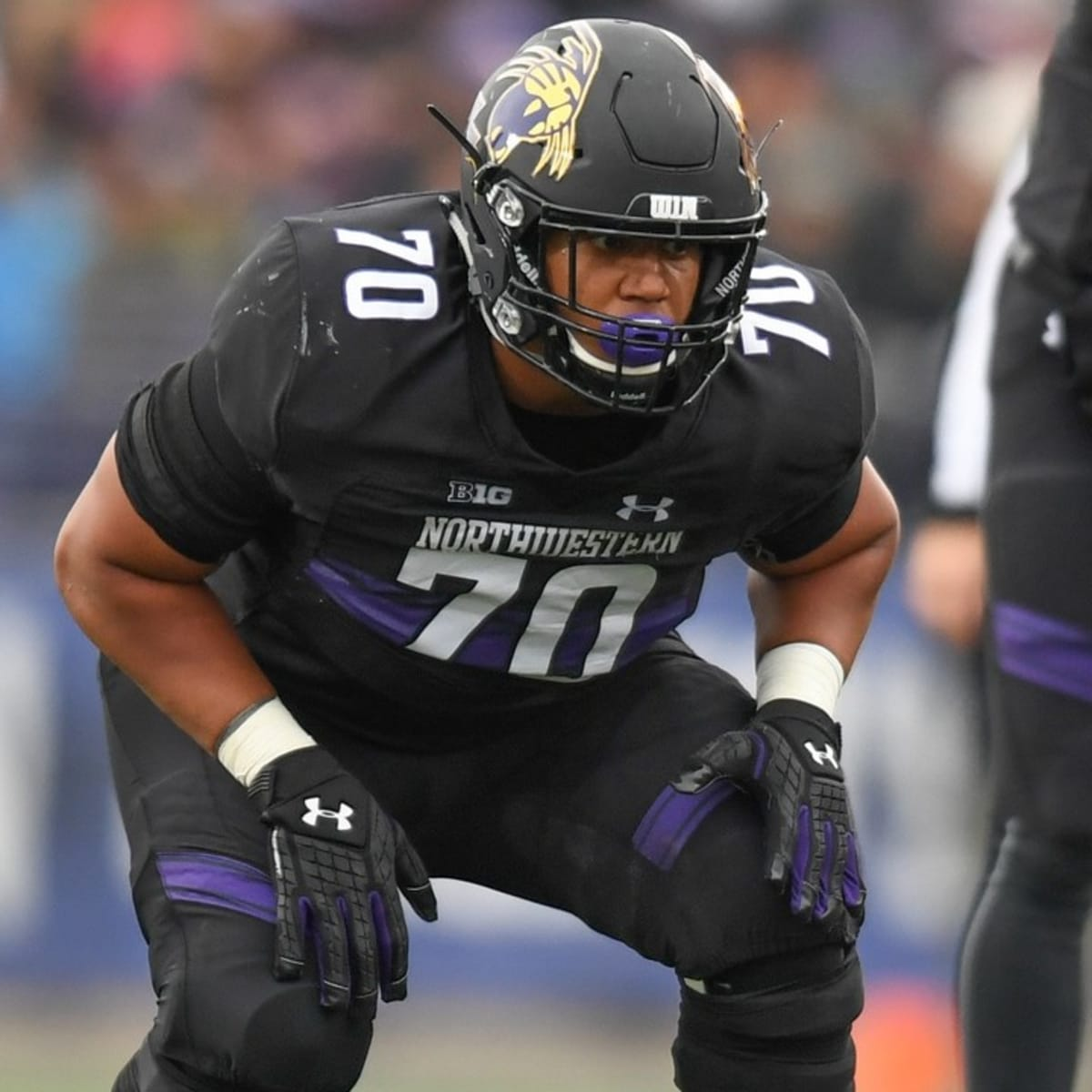 Rashawn Slater 2021 NFL Draft Option Detroit Lions - Sports Illustrated Detroit Lions News, Analysis and More
