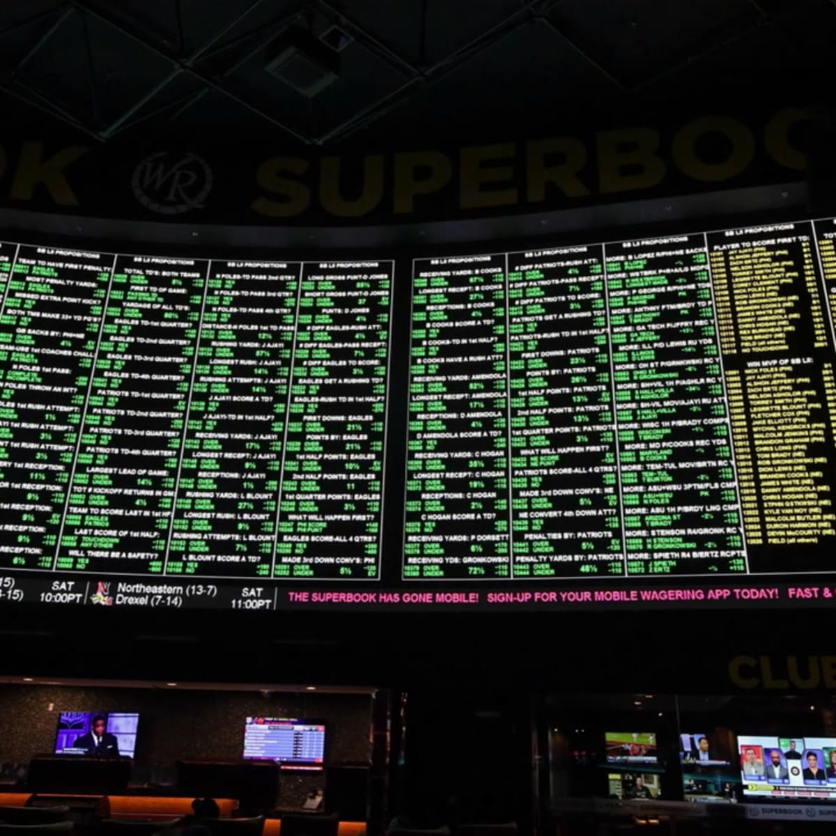 Betting terms and definitions nfl football betting lines week 12 start em