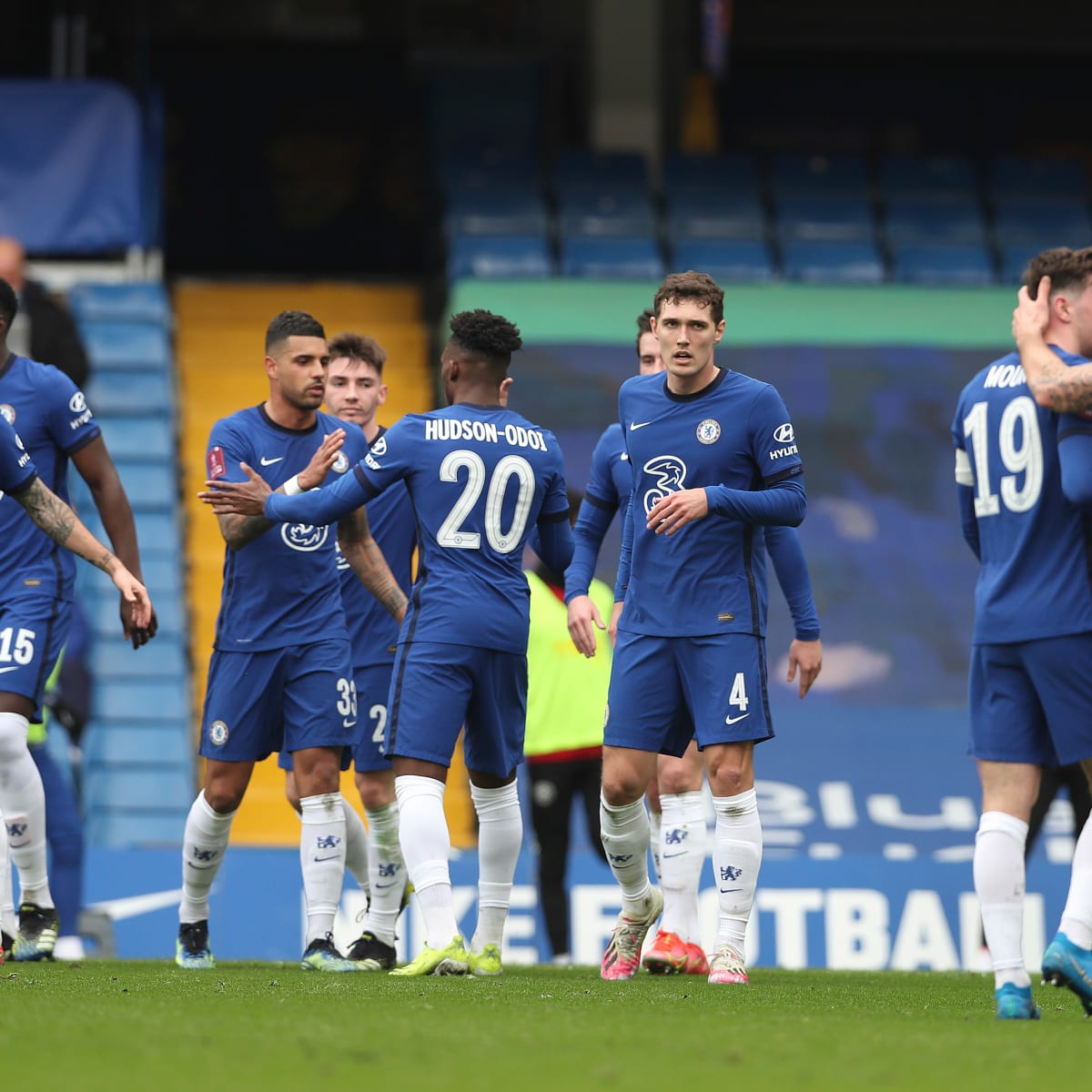 Confirmed 23-man Chelsea squad to face FC Porto in Champions League  quarter-finals - Sports Illustrated Chelsea FC News, Analysis and More