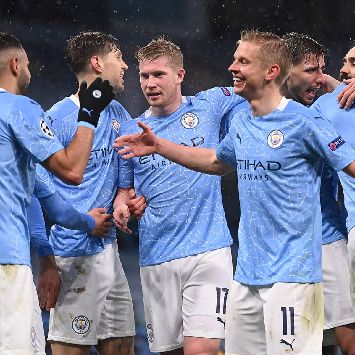 Man City reaches Champions League final, outdoing PSG in every way - Sports  Illustrated