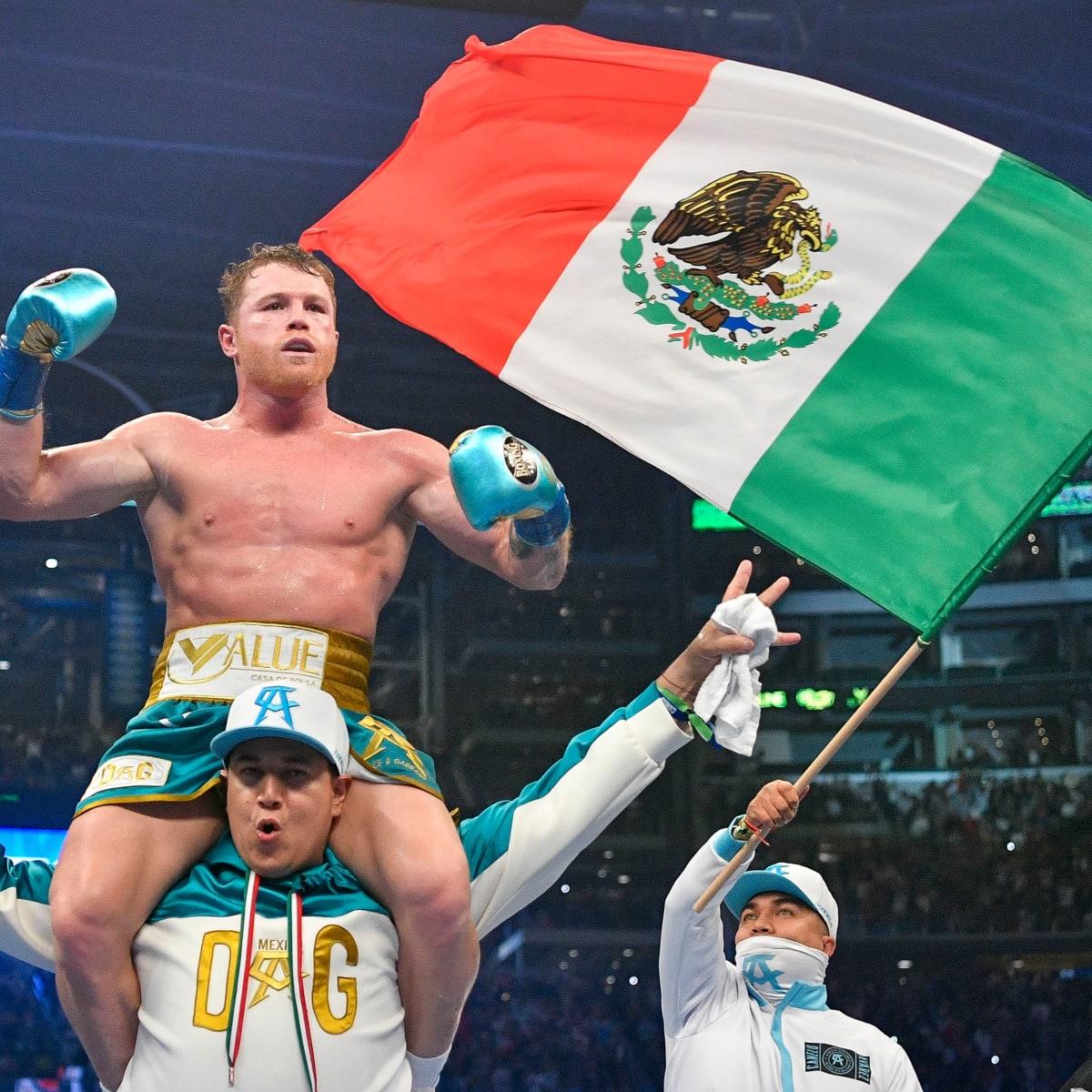 Canelo Alvarez beats Billy Joe Saunders: What's next? - Sports Illustrated