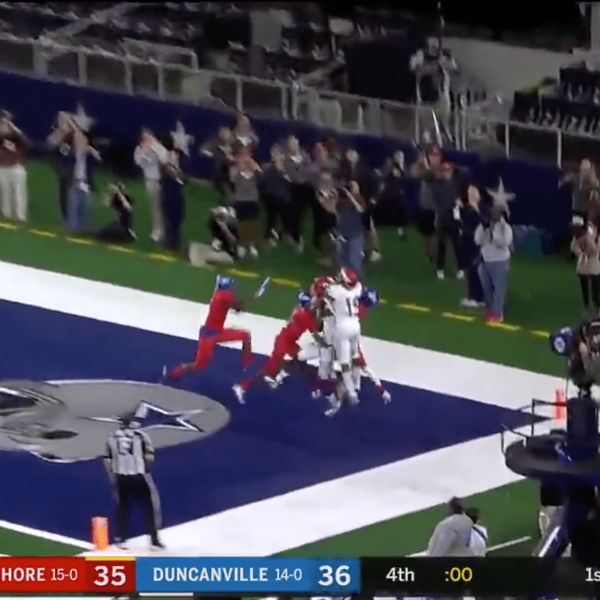 North Shore Wins Texas High School State Title On Hail Mary Video Sports Illustrated