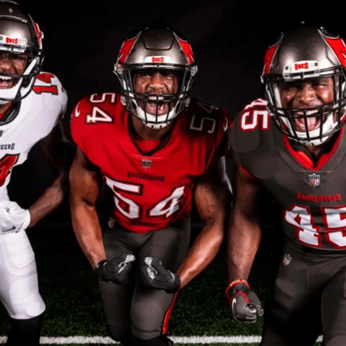 New Bucs Uniforms Unveiled Ahead Of 2020 Season Photos Sports Illustrated