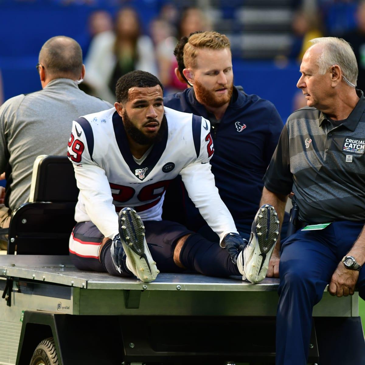 Houston Texans Cornerback Phillip Gaines Season Comes to an End ...