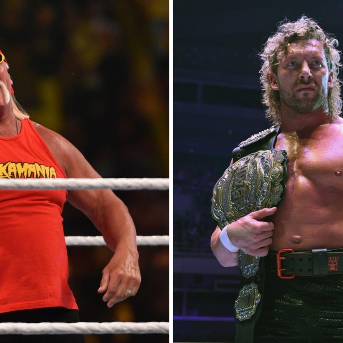 WWE wrestling news: Hulk Hogan talks Kenny Omega's future - Sports ...