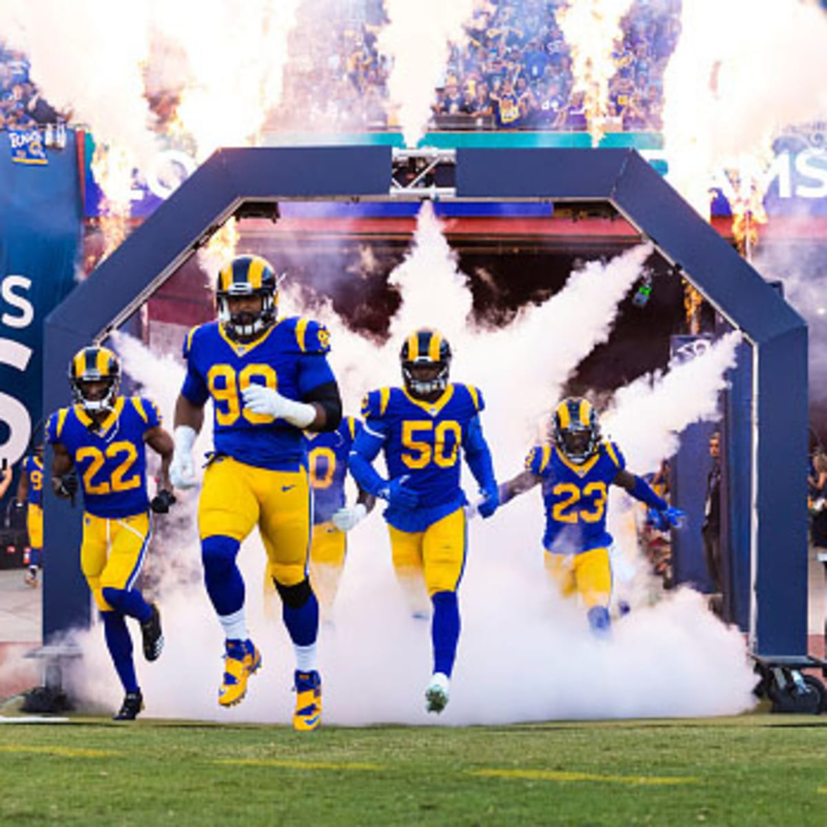 Rams Super Bowl uniforms: Los Angeles to wear throwbacks - Sports ...