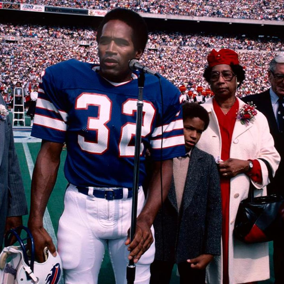 Should Bills Have Issued O.J. Simpson's No. 32 Jersey to Recently Signed RB?