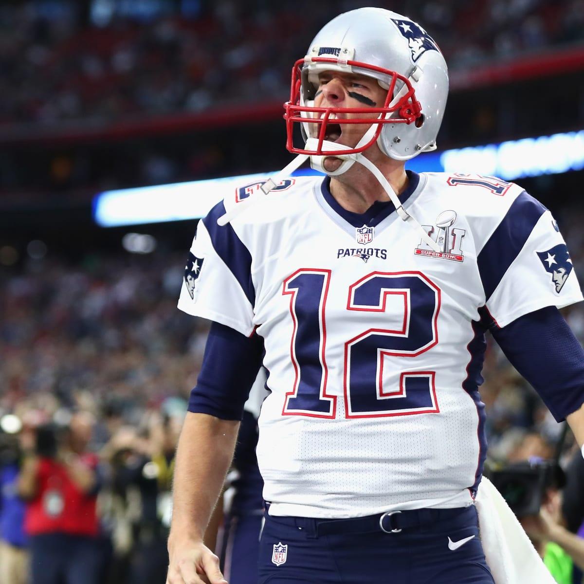 Patriots-Eagles Super Bowl Uniforms: New England in white - Sports ...