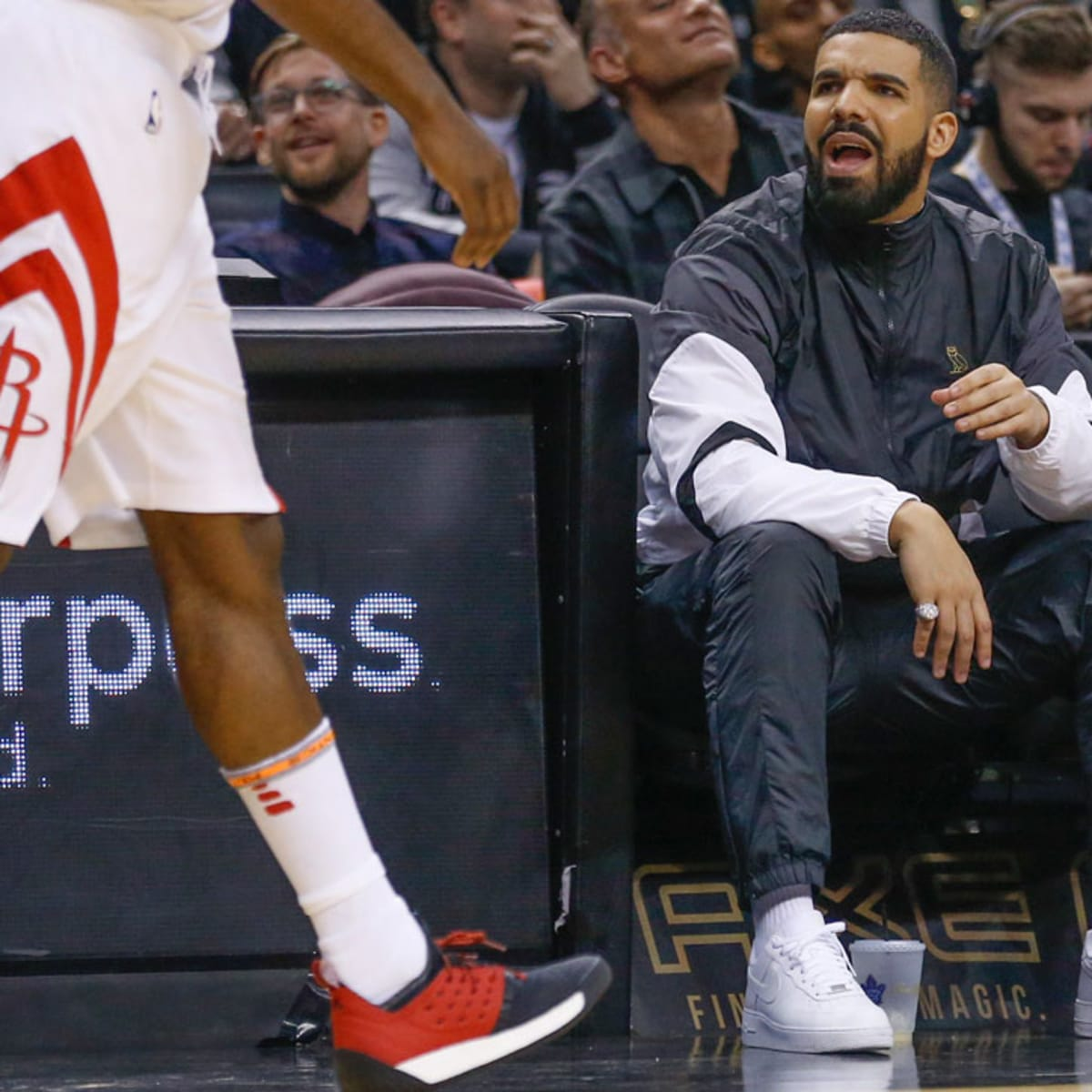 Could Drake Be Leaving Jordan Brand for Adidas? - Sports Illustrated