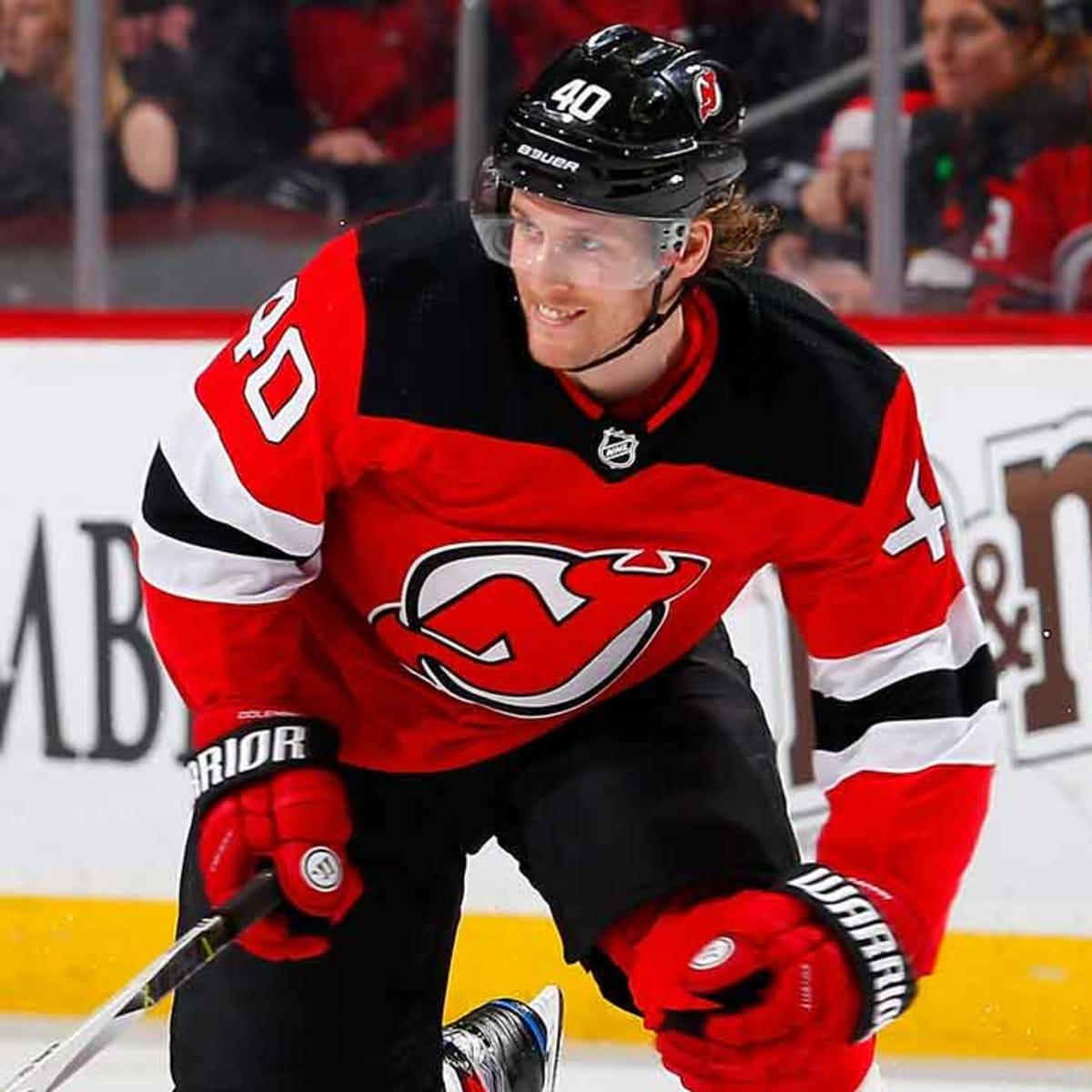Blake Coleman: Devils forward to have own line of pickle juice ...