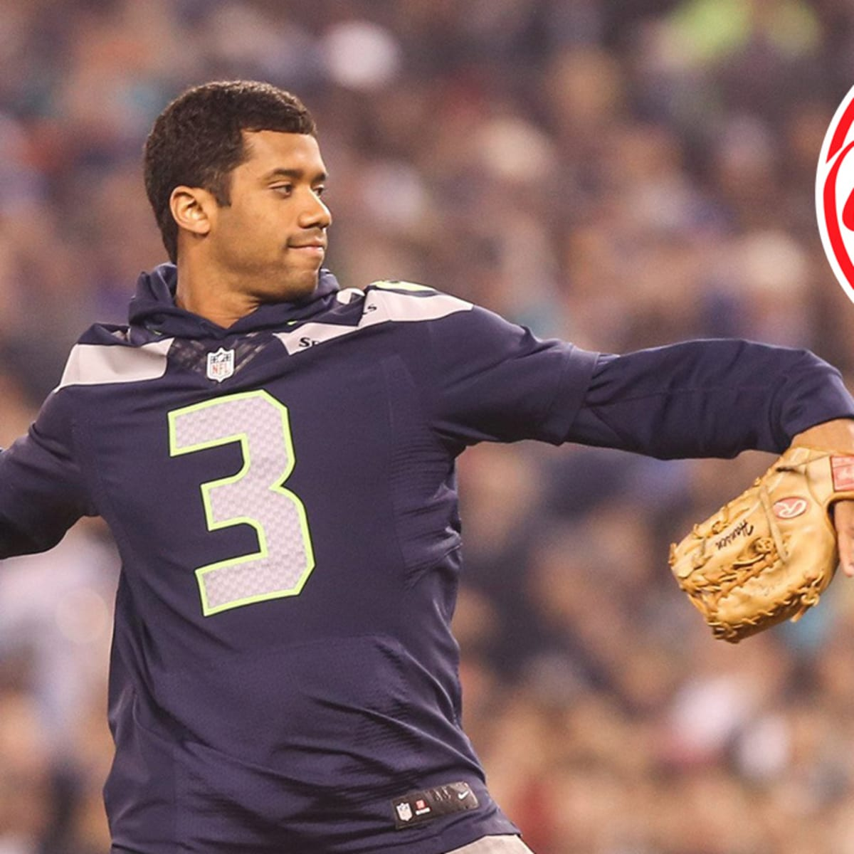 russell wilson red practice jersey