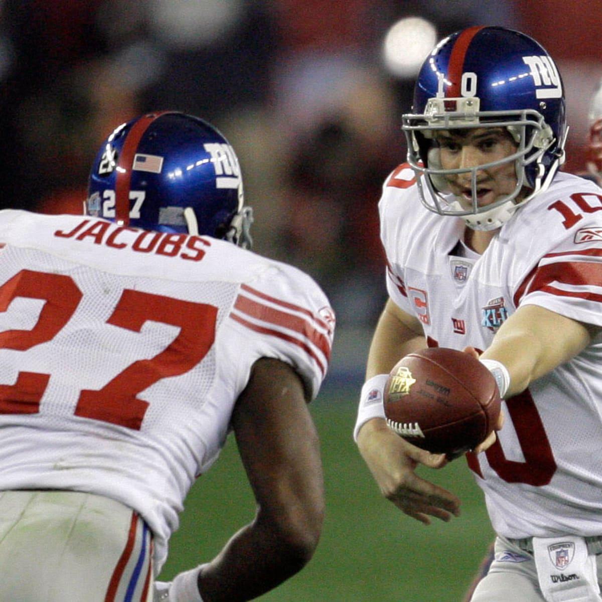 Brandon Jacobs: Ex-Giants RB had Super Bowl jersey stolen - Sports ...