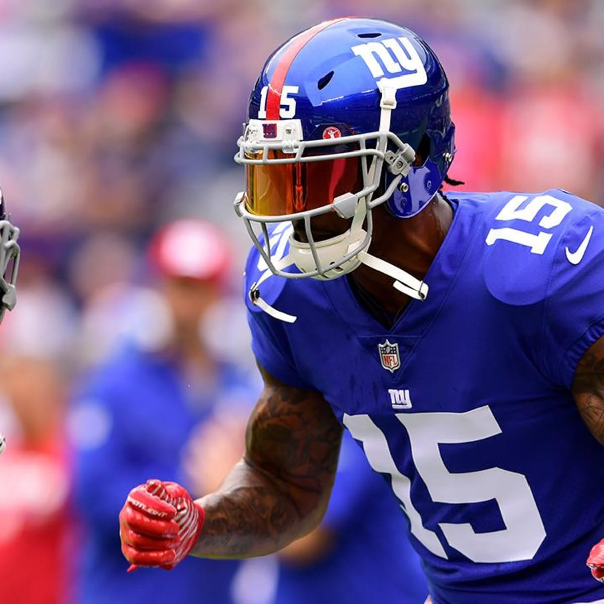 Brandon Marshall New York Giants Game Jersey