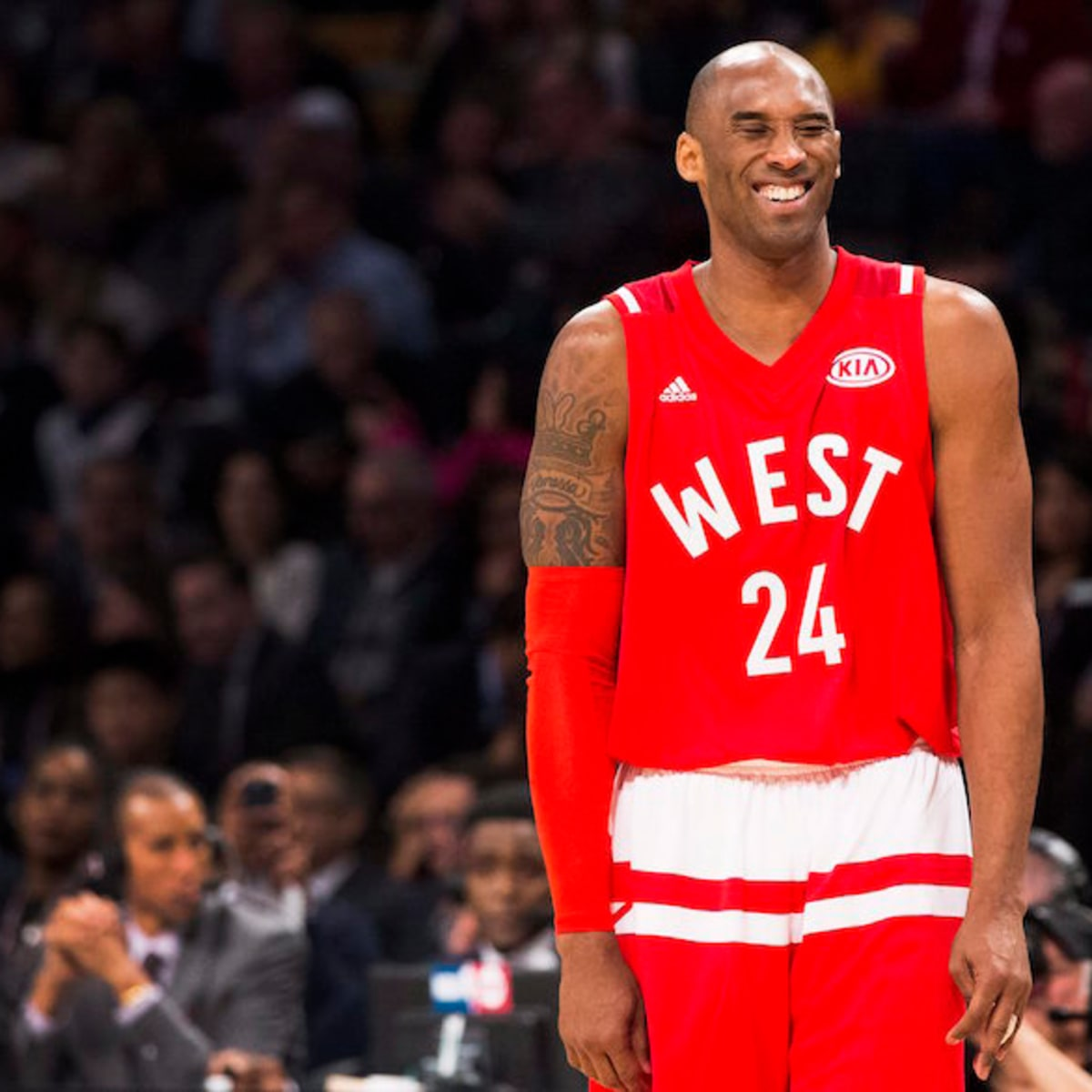 Kobe Bryant's All-Star jersey sells for over $100,000 - Sports ...