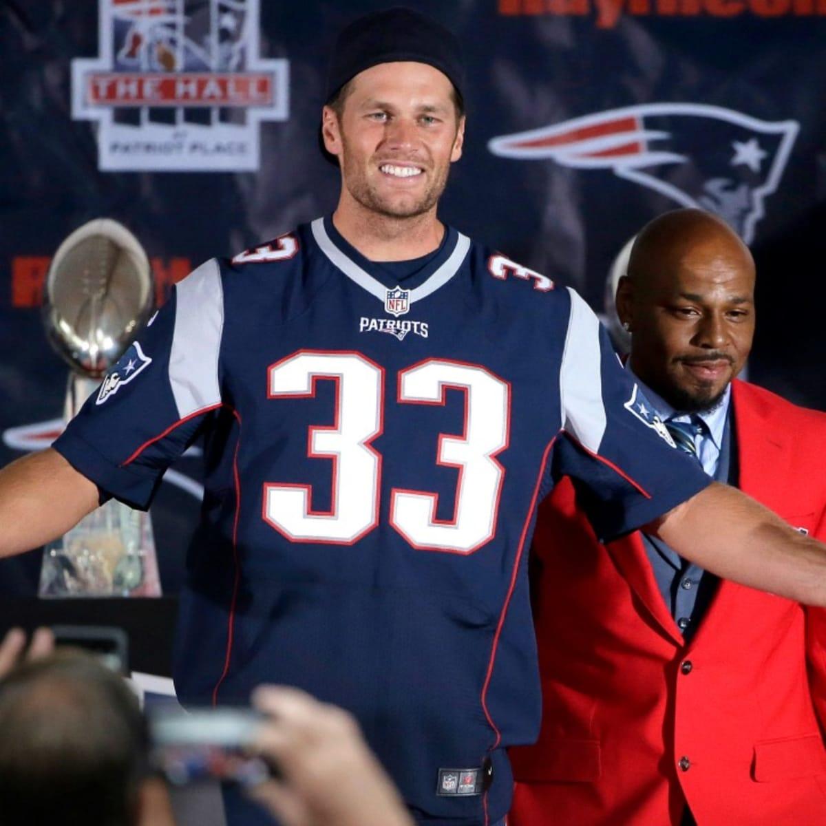 Tom Brady crashed Kevin Faulk's Hall of Fame induction - Sports ...