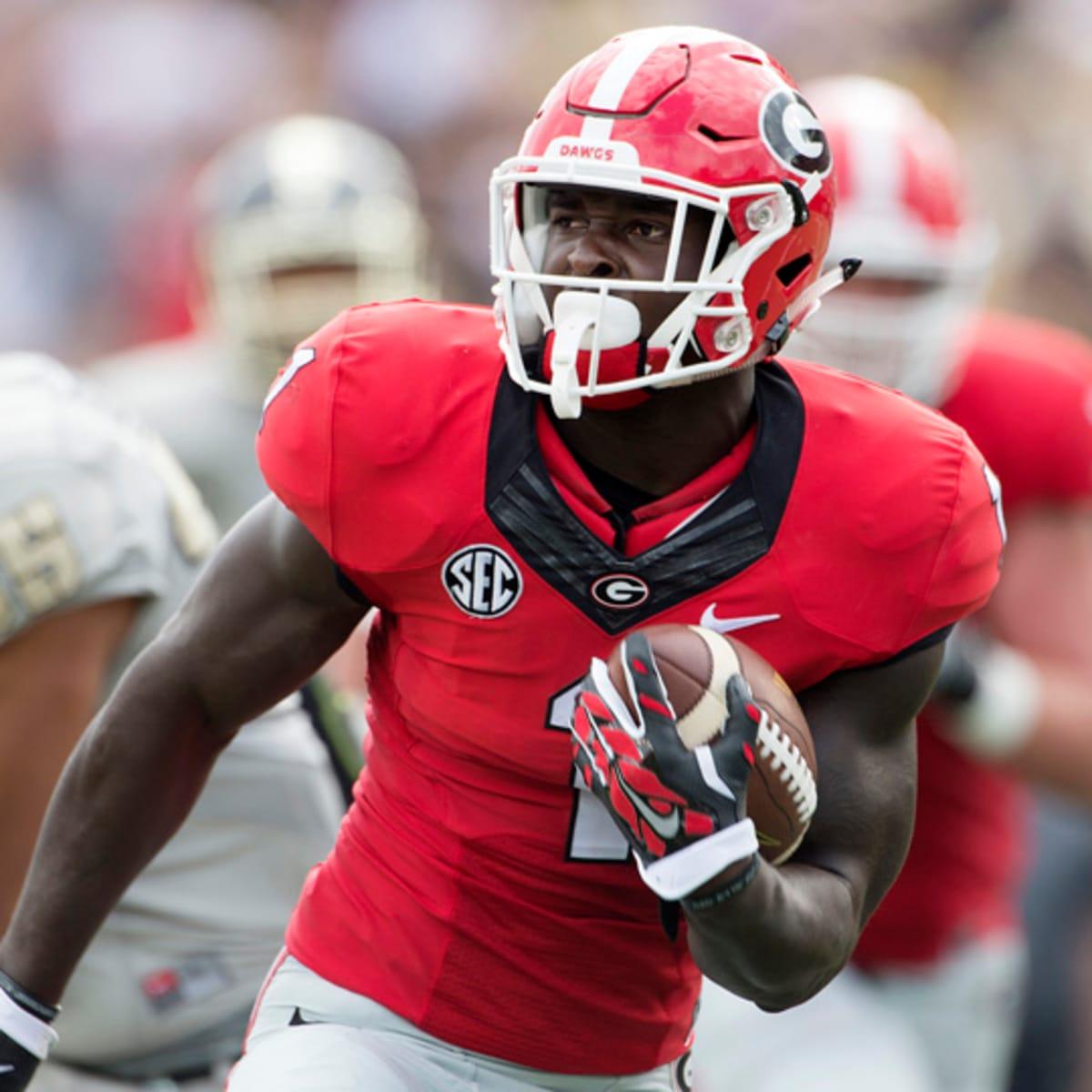 Georgia Bulldogs: Sony Michel has surgery on broken arm - Sports ...
