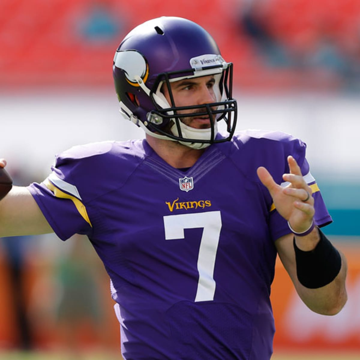 Raiders sign QB Christian Ponder to one-year deal - Sports Illustrated