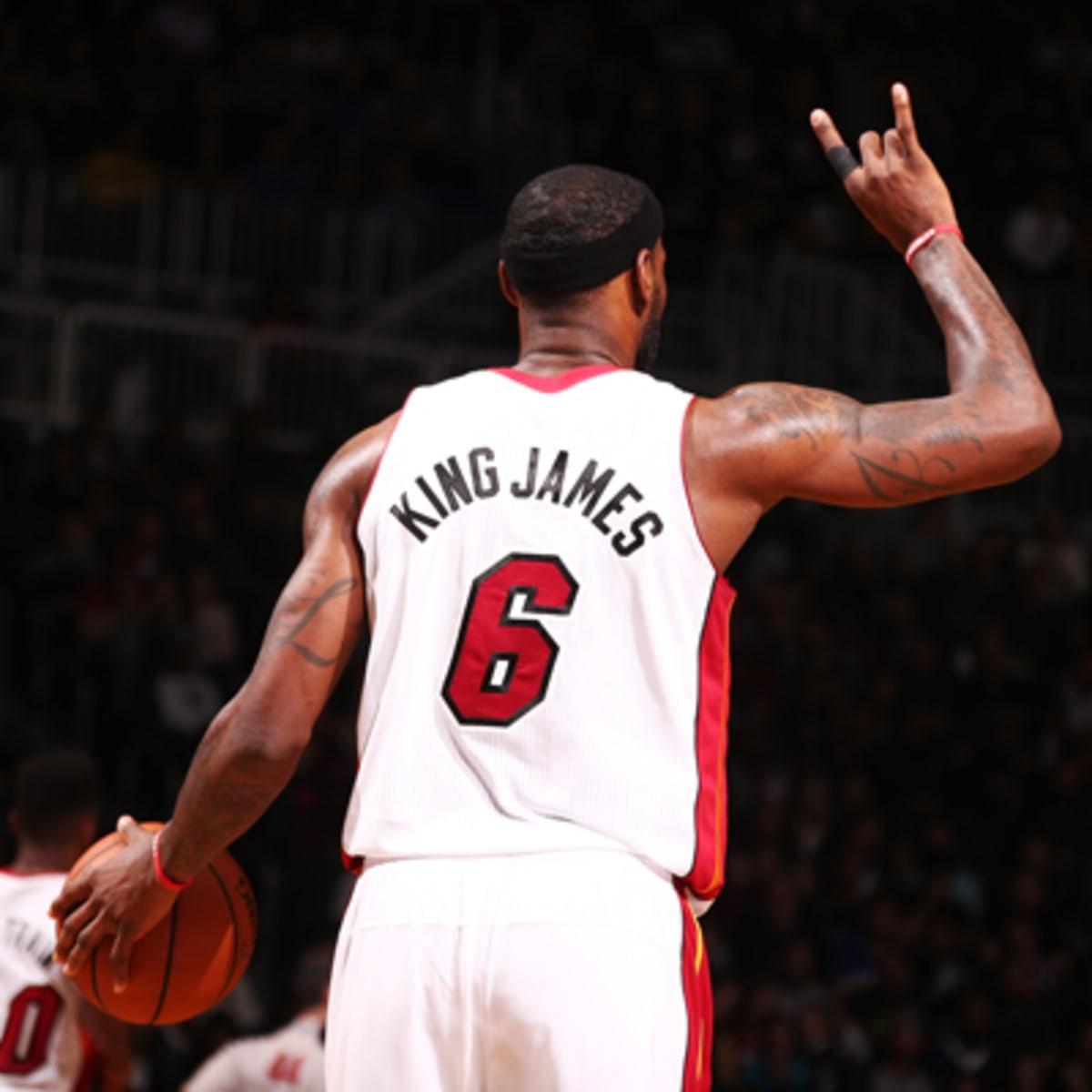 Photos: Miami Heat, Brooklyn Nets debut 'nickname jerseys' at ...