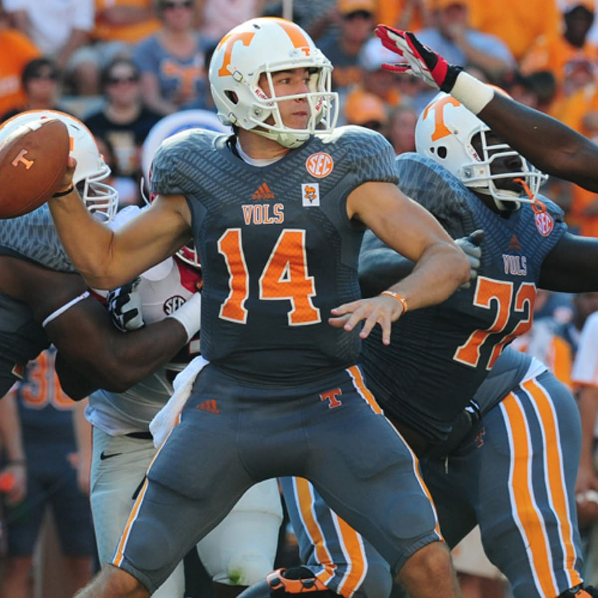 Tennessee to drop adidas, switch to Nike - Sports Illustrated