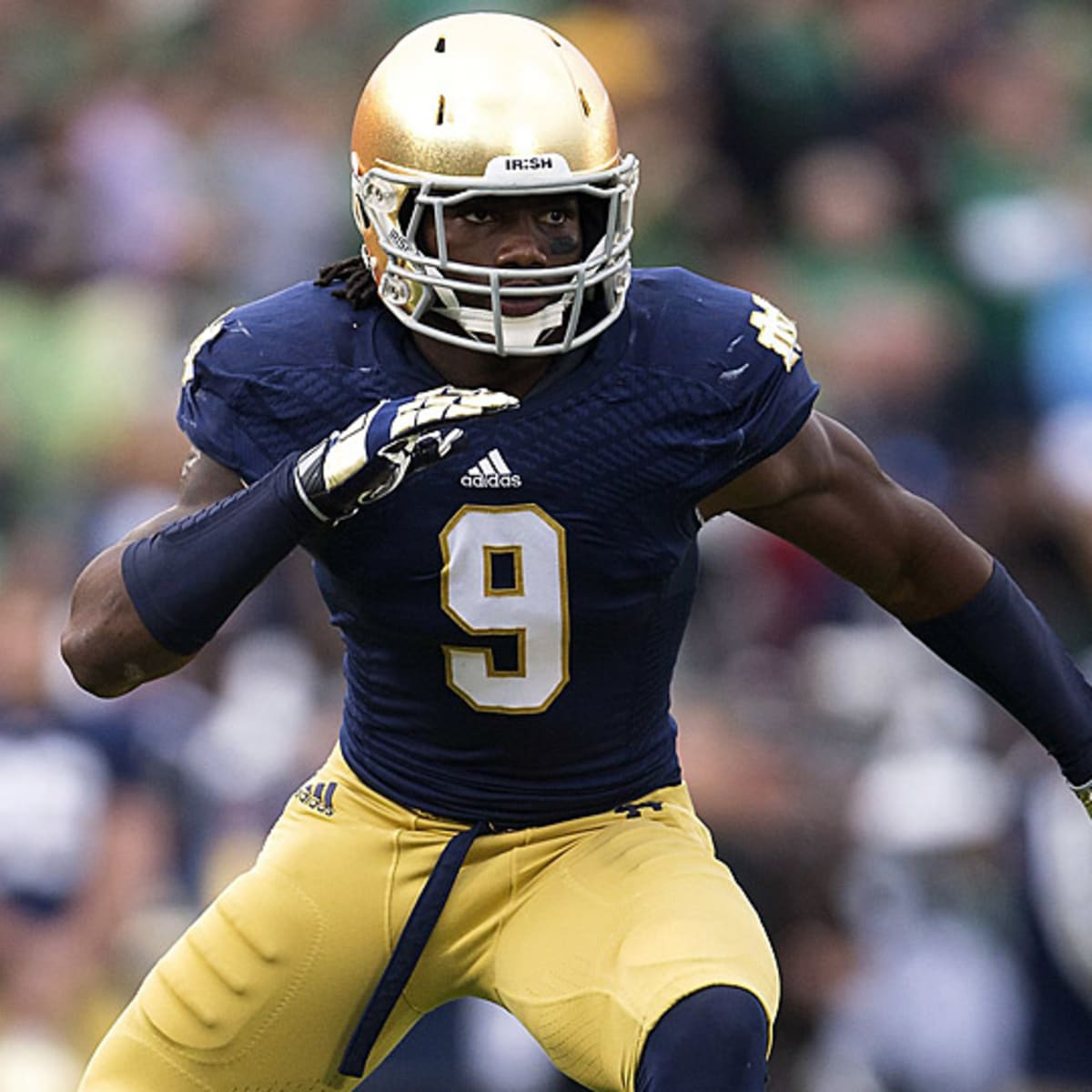 Notre Dame's Jaylon Smith seeks every answer in pursuit of ...