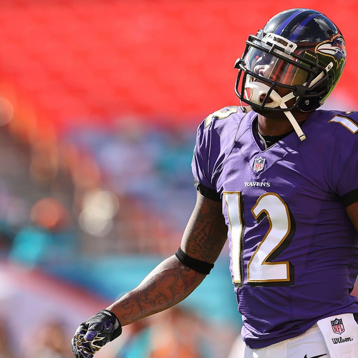 Ravens release Jacoby Jones